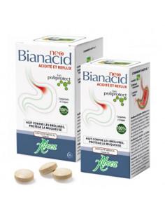 Aboca Neo Bianacid Acidité et Reflux. 45 comprimés