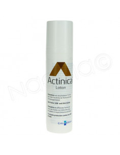 Actinica Lotion Très Haute protection. 80g