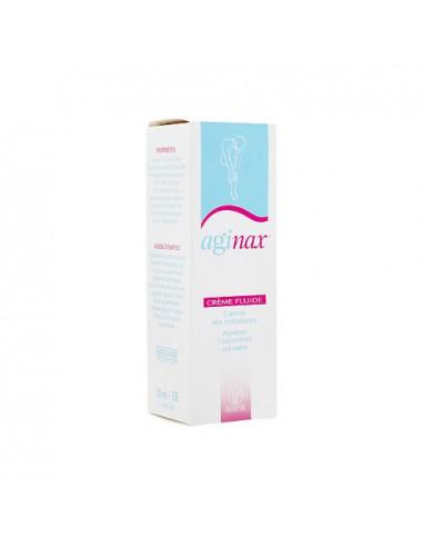Aginax Crème Fluide Calme les irritations et les démangeaisons externes. 30ml -