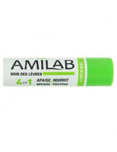 Amilab Soin des Lèvres 4en1. Stick 47g