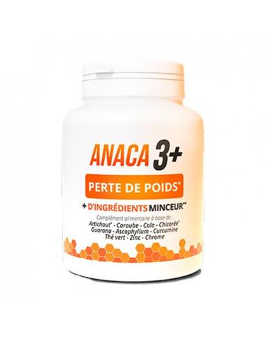 Anaca3+ Perte de Poids. 120 gélules