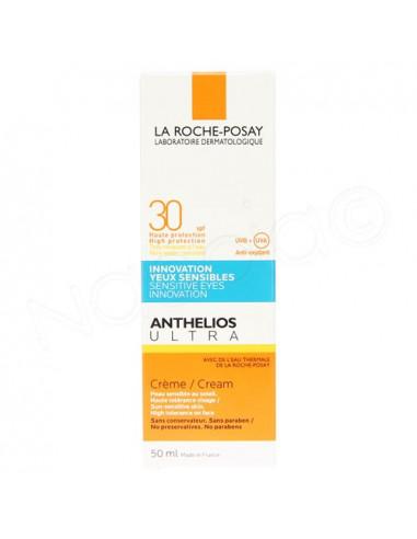 Anthelios Ultra SPF30 Crème Anti-Picotements. 50ml