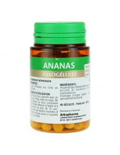 Arkogélules Ananas Flacon de 45 - ACL 7262832