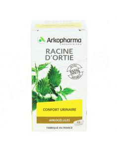 Arkogélules Racine d'Ortie Confort Urinaire. 45 gélules