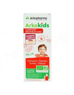 ArkoKids Confort Respiratoire. Sirop 100ml + pipette