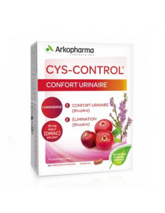 Arkopharma Cys-Control Confort Urinaire. 20 gélules