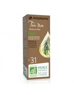 Arkopharma Tea Tree Bio N°31 Huile Essentielle. 10ml
