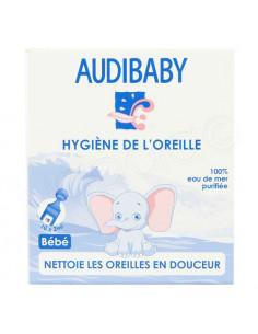 AUDIBABY Hygiène de l'oreille. 10 unidose de 1ml