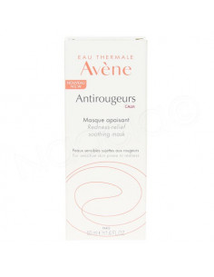 Avene Antirougeurs Calm Masque Apaisant 50ml
