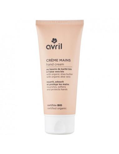 Avril Crème Mains Bio. 100ml