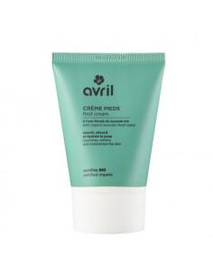 Avril Crème Pieds Bio. 100ml