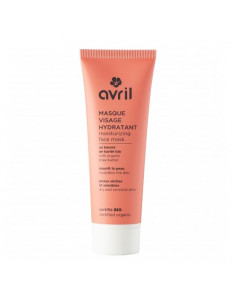 Avril Masque Visage Hydratant Bio. 50ml