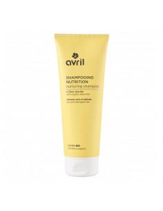 Avril Shampooing Nutrition Bio Cheveux sec et abimés. 250ml