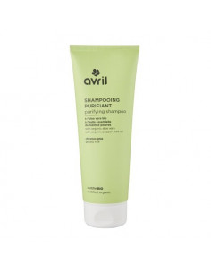 Avril Shampooing Purifiant Bio Cheveux Gras. 250ml