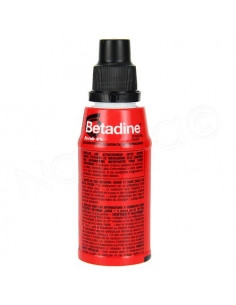Betadine Scrub 4% Solution Moussante Pour Application Cutanée. 125ml