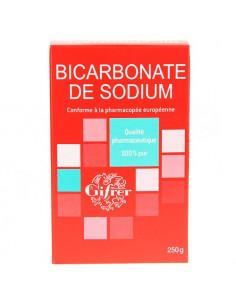 Bicarbonate de Sodium Gifrer poudre 250gr