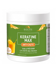 Biocyte Keratine Max Anti-chute Gout Multi-fruits. 240g