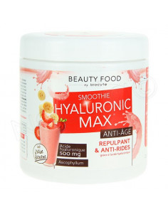 Biocyte Beauty food Hyaluronic Max smoothie anti-âge. Pot 280g