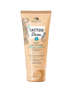 Biocyte Tattoo Derm 2 Crème après-tatouage Protection-Entretien. 100ml -