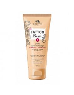 Biocyte Tattoo Derm 1 Crème après-tatouage Réparation-Hydratation. 100ml -
