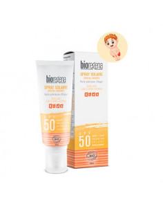 Bioregena Spray Solaire Spécial Enfants Spf 50 Hypoallergénique. 90ml -