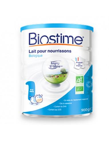 Biostime 1er âge Lait Infantile Bio SN-2 Plus. 800g