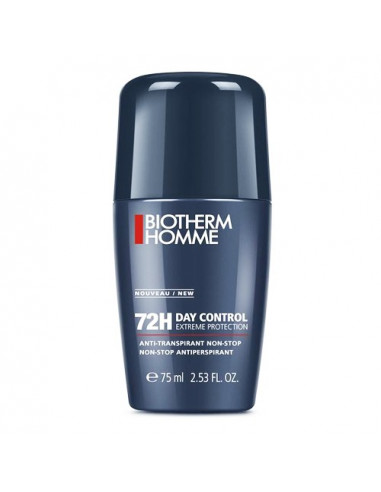 Biotherm Homme 72h Day Control Extreme Protection Anti-transpirant non-stop. Roll-on 75ml