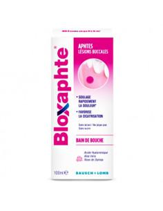 Bloxaphte Bain de Bouche Aphtes Lésions Buccales. 100ml