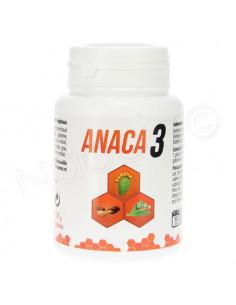 Anaca3 Perte de Poids. 90 gélules : 1 mois