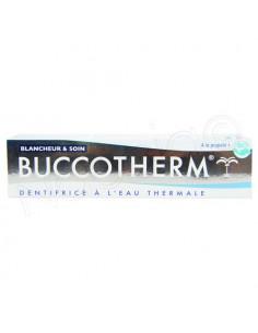 Buccotherm Dentifrice à l'Eau Thermale Blancheur & Soin. 75ml