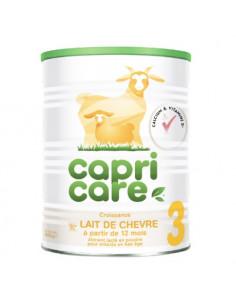 Capricare 3 Croissance lait de chèvre en poudre. 800g