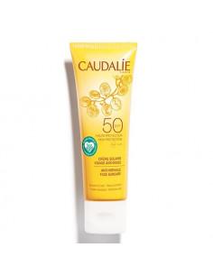 Caudalie Crème Solaire Visage Anti-rides SPF50. 50ml
