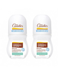 Rogé Cavaillès Déodorant Dermato Anti-odeurs 48h. Lot 2x50ml