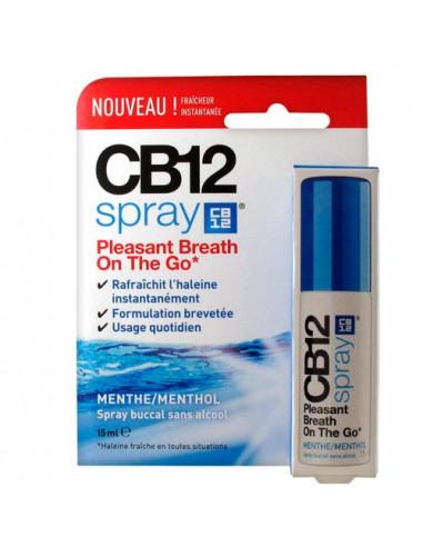 CB 12 Spray fraîcheur instantanée...