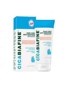 CicaBiafine Soin Ciblé Anti-Grattage Relipidant. 75ml