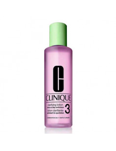 Clinique Lotion Exfoliante 3 peau mixte à grasse. 200ml