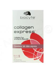 Biocyte Collagen Express. 10 sticks de 6g