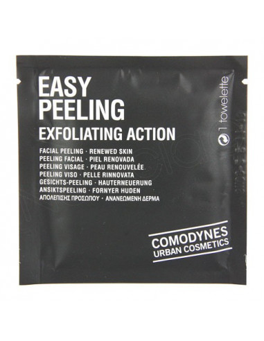 Comodynes Easy Peeling x1 lingette