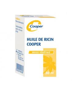 Cooper Huile de Ricin Végétale. 30ml