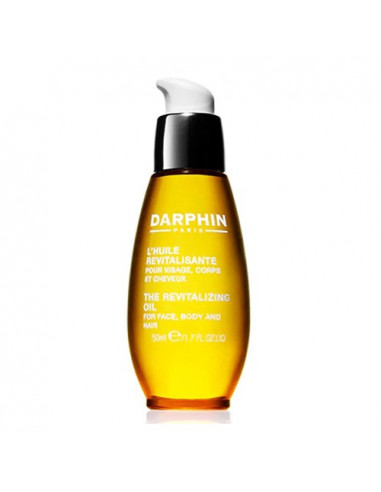 Darphin Huile Revitalisante Visage Corps Cheveux. 50ml