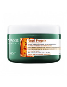 Vichy Dercos Nutrients Nutri Protein Masque Nourrissant. 250ml