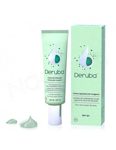 Deruba Crème anti-rougeurs couperose SPF 50+ tube 30ml