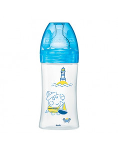 Dodie Peppa Pig Biberon Anti-colique 0-6m 270ml