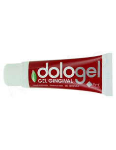 DOLOGEL Gel gingival. Tube de 25ml - ACL 4385907