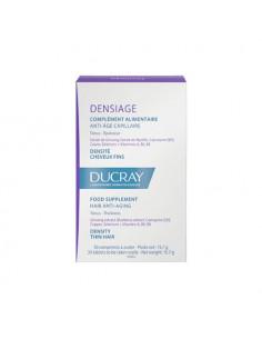 Ducray Densiage Anti-âge Capillaire Densité Cheveux Fins. 30 comprimés -