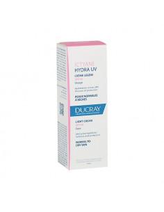 Ducray Ictyane Hydra UV Crème Légère Spf30 peaux normales à sèches 40ml Ducray - 1