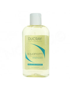 Ducray Squanorm Shampooing Traitant Antipelliculaire Pellicules Grasses 200ml Ducray - 1