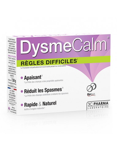 DysmeCalm Règles Difficiles 15 comprimés