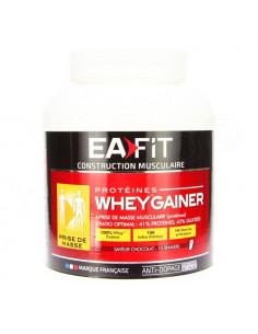 Eafit Whey Gainer Protéines saveur Chocolat 750g Ea Pharma - 1
