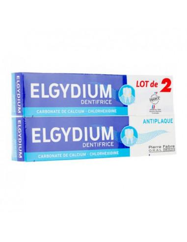 ELGYDIUM ANTIPLAQUE Pâte dentifrice...